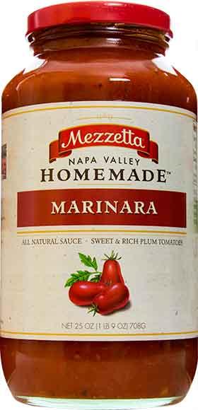 Mezzetta Napa Valley Homemade Pasta Sauce