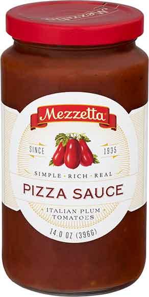 Mezzetta Authentic Pizza Sauce