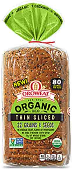 Oroweat Thin-Sliced Bread