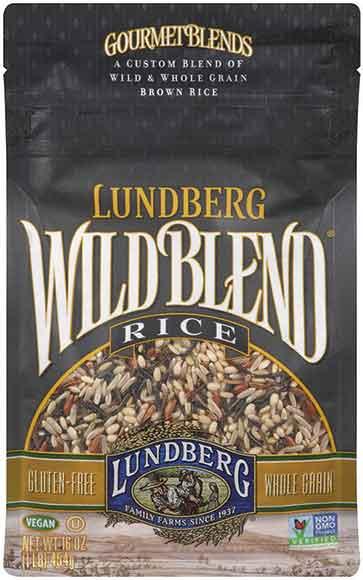 Lundberg Organic Wild Blend Rice