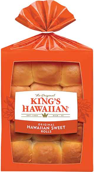 King's Hawaiian Rolls