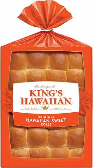 King's Hawaiian Rolls