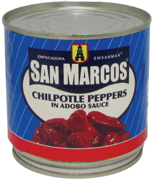 San Marcos Chipotle Peppers