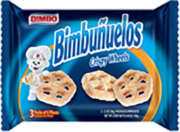 Bimbo or Marinela Snack Cakes