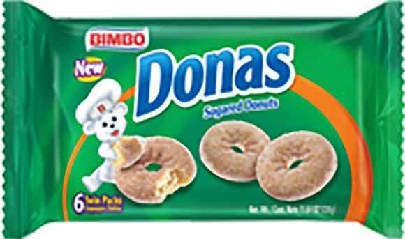 Gansito or Bimbo Cookies or Snacks