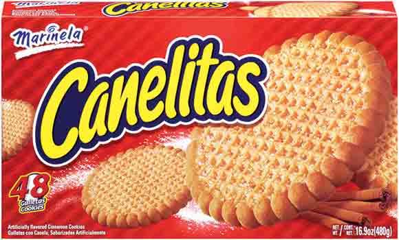 Marinela Cookies
