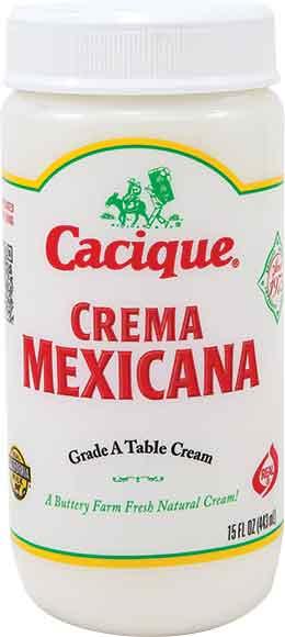 Cacique Ranchero Crema or Crema Mexicana
