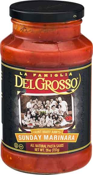 DelGrosso Pasta Sauce