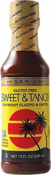 San-J Sauces