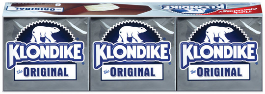 Klondike Original Ice Cream Bars