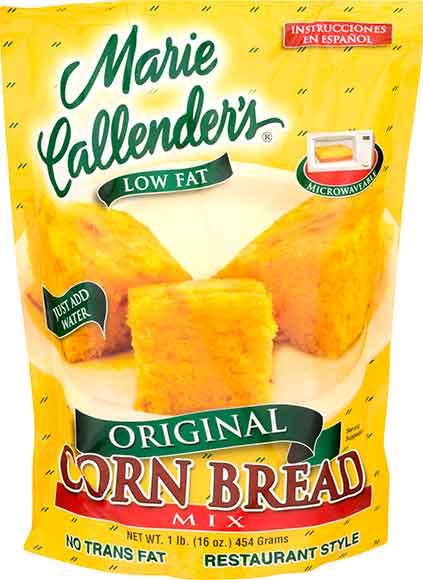 Marie Callender's Organic Cornbread