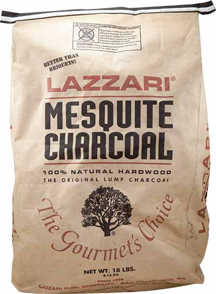 Lazzari Mesquite Charcoal