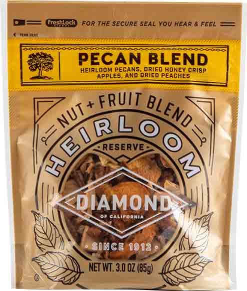 Diamond Heirloom Nut & Fruit Blends