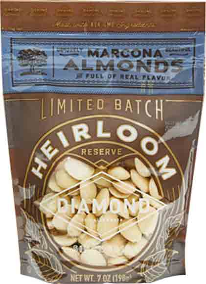 Diamond Heirloom Fruit and Nut Blends