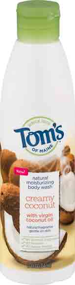 Tom's of Maine Soap or Body Wash