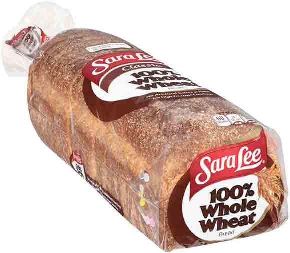 Sara Lee Classic Wheat Bread