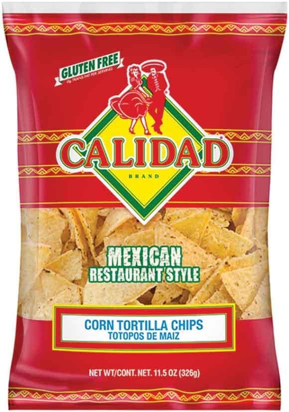 Calidad Tortilla Chip