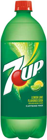 7-UP 1-Liters