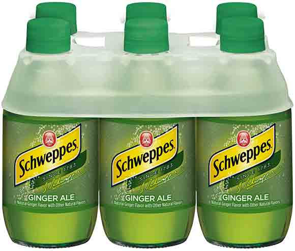 Schwepps 6-Packs