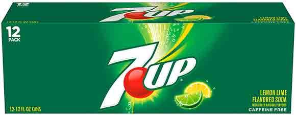 7-Up 12 Packs