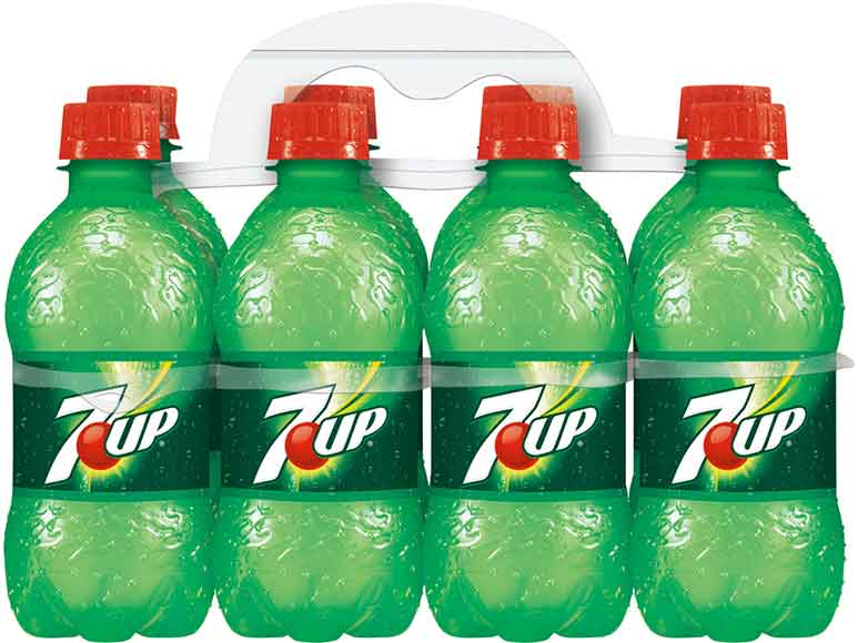 7-Up 8 Packs