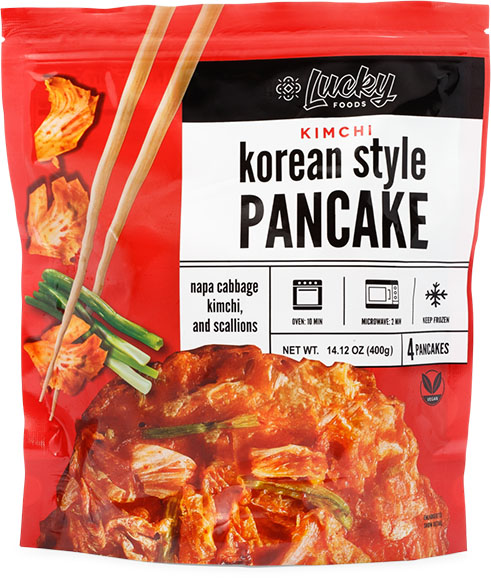 Lucky Foods Korean Style Pancakes