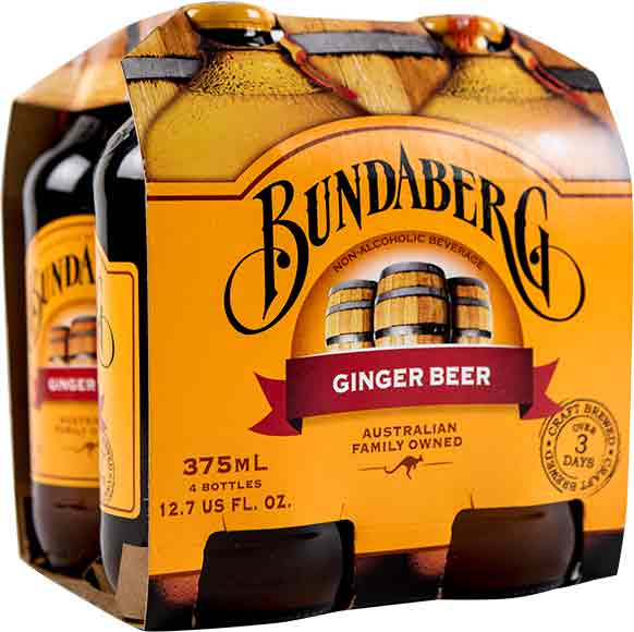 Bundaberg 4 Packs