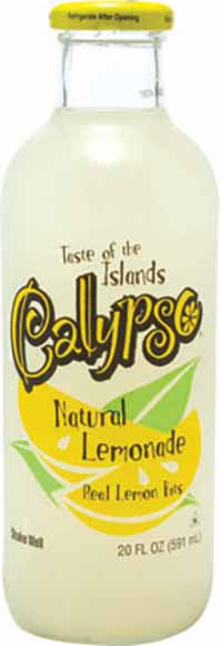 Calypso Lemonades or Limeades