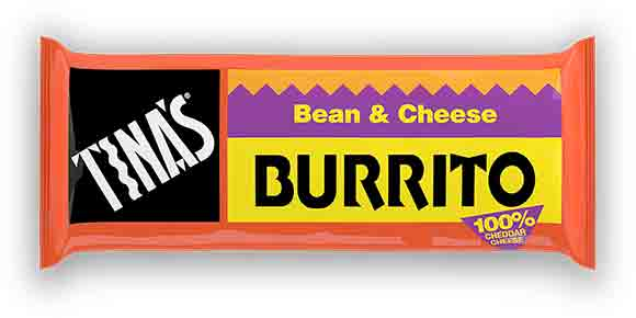 Tina's Burritos
