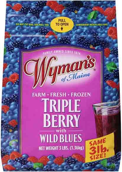 Wyman's Frozen Fruit