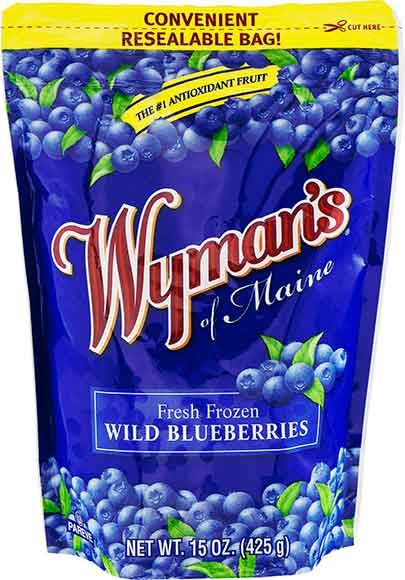 Wyman's Frozen Fruit