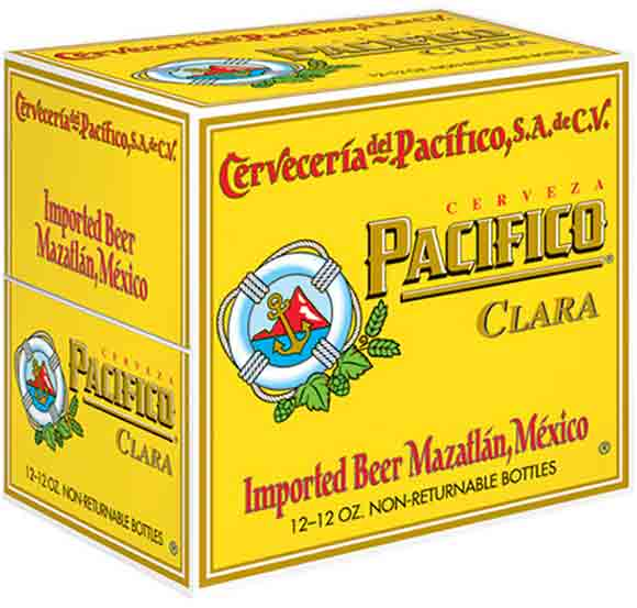 Pacifico 12-Packs