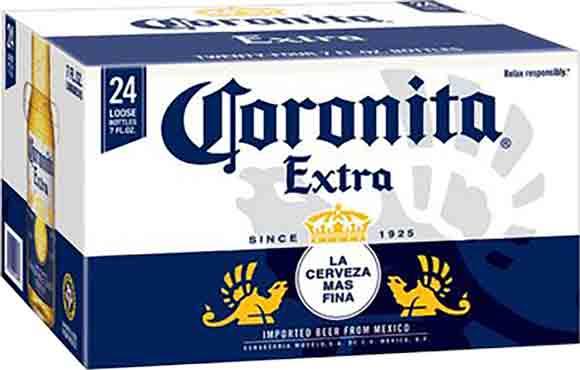 Coronitas 24-Packs