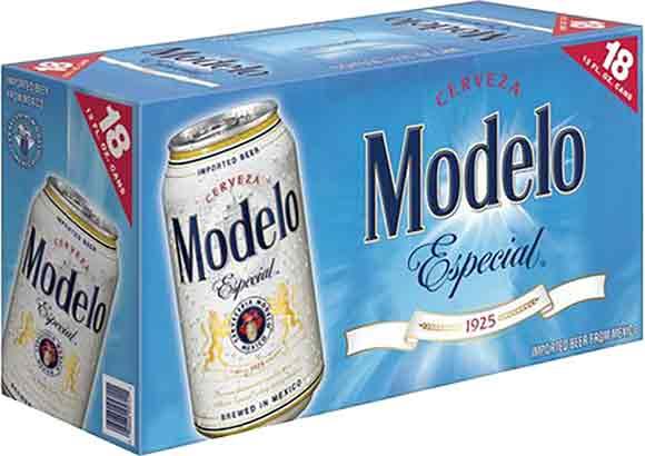 Modelo Especial 18-Packs