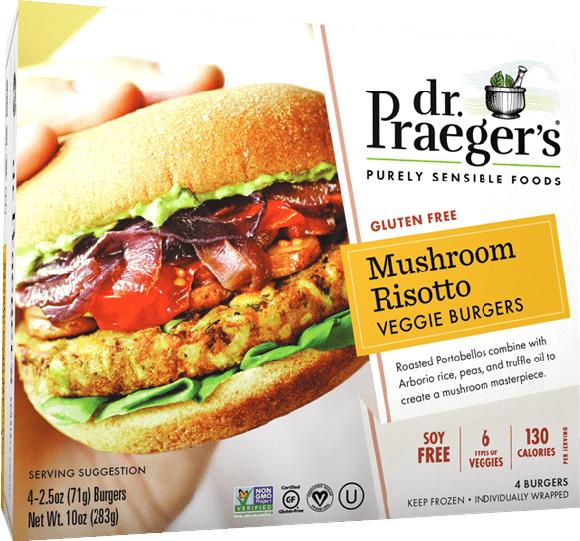 Dr. Praeger's VeggieBurgers