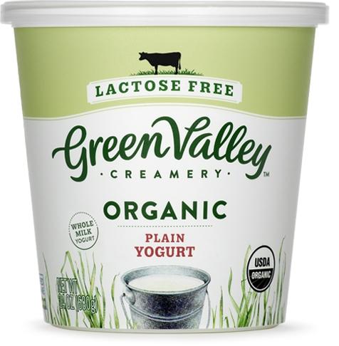 Green Valley Organic Lactose Free Yogurt