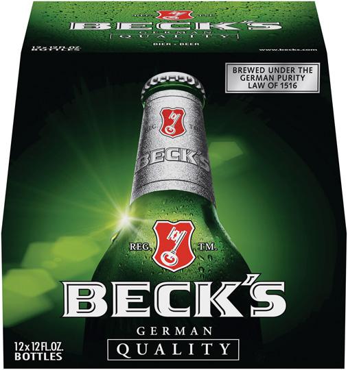 Beck's 12-Packs