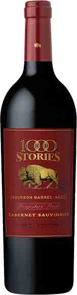 1000 Stories Bourbon Barrel Aged Zinfandel or Cabernet Sauvignon