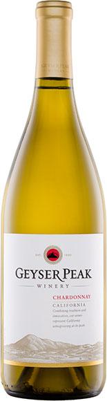 Geyser Peak Sauvignon Blanc or Chardonnay