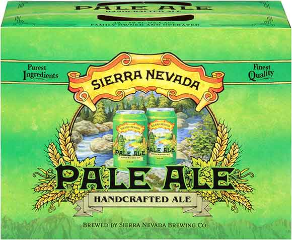 Sierra Nevada 12 Packs