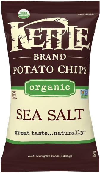 Kettle Brand Organic Potato Chips