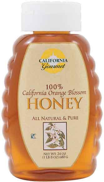 California Gourmet Orange Blossom Honey