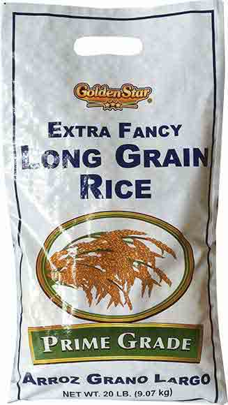 Golden Star Long Grain Rice
