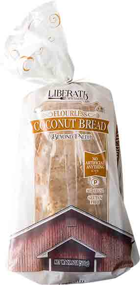 Liberated Paleo Bread