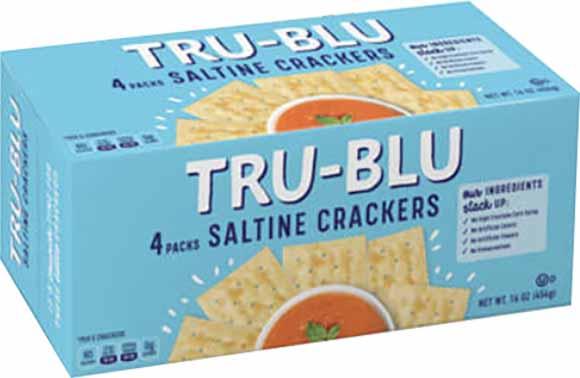 Tru-Blu Saltine Crackers