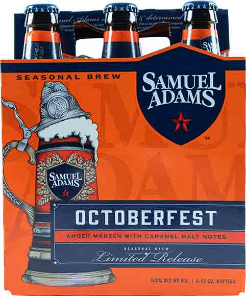 Samual Adams Oktoberfest 6-Packs