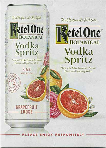 Ketel Botanical Spritz