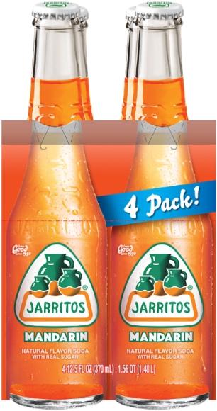 Jarritos 4-Packs
