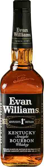Evan Williams Whiskey