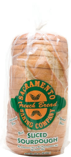 Sacramento Baking Co. Bread